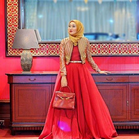Baju Muslim Pesta Dian Pelangi 20 Desain Baju Muslim Terbaru Dian Pelangi 2016 Ide