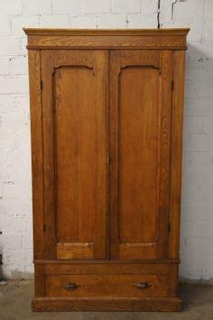 antique american oak armoire 1000 ideas about antique wardrobe on
