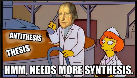 Hegel Memes - the mindless philosopher the pop culture and philosophy