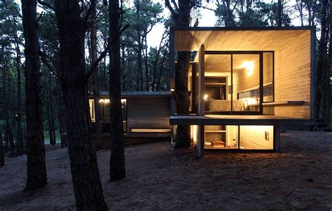 jd house forest jd house by bak architects in argentina