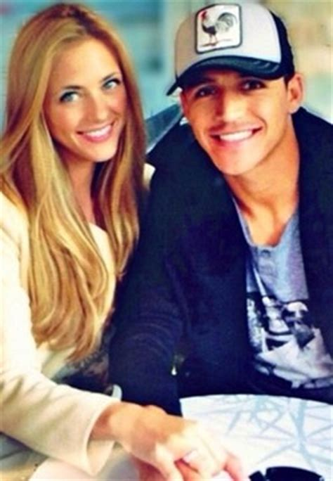 alexis sanchez wife striker alexis sanchez accused of having too much sex with