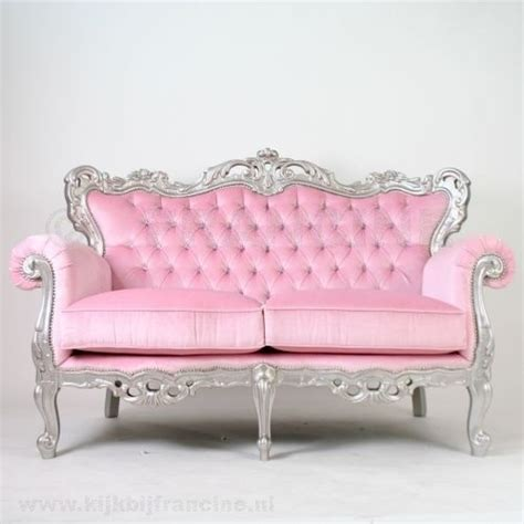 pink tufted sofa deco painting furniture