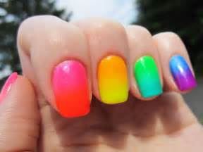 colored nails neon nails for a splash of color youne