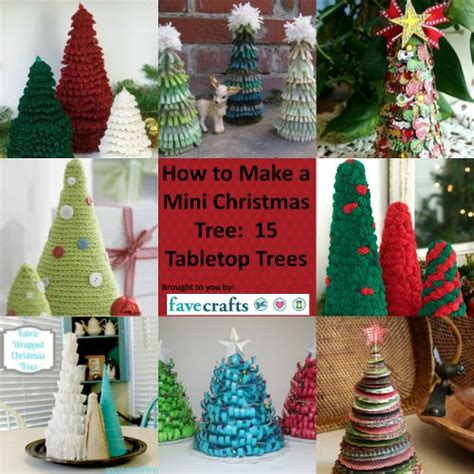 how to make small trees how to make a mini tree 15 tabletop trees