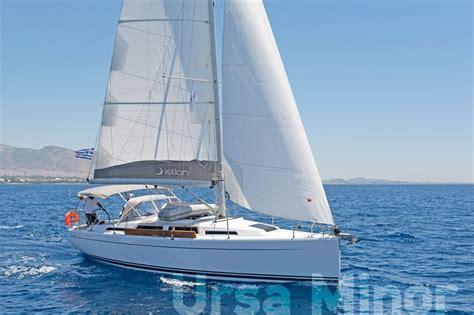 jacht ursa ursa minor jacht żaglowy in kalamaki athen grecja