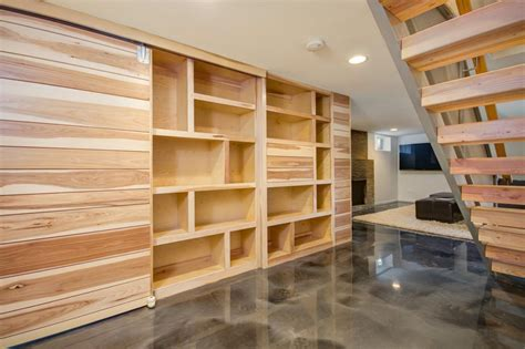 storage for basement photo page hgtv