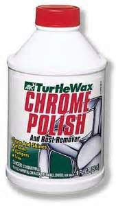 Chrome Rust Remover Turtle Wax Original total motorcycle reviews turtle wax chrome and