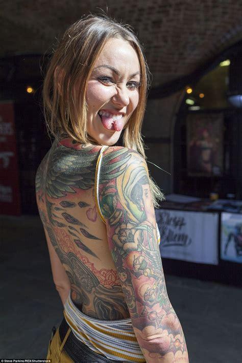 tattoo london under 18 tattoo fans show off their weird and wonderful creations