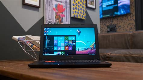 Laptop Asus Rog Second asus kicks up second rog strix laptop hardware magazine