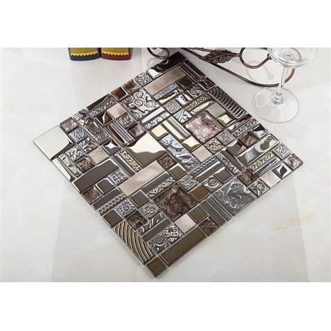 aluminum kitchen backsplash aluminum backsplash tags metal kitchen aluminum
