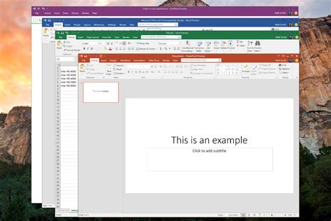 Microsoft Office Original Bhinneka a look at the microsoft office 2016 preview digital trends