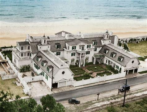 Vintage Los Angeles Architecture Marion Davies Santa Marion Davies House