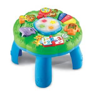 leapfrog animal adventure learning activity table baby