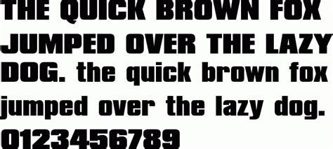compacta black bt  font