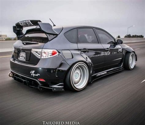 widebody subaru impreza hatchback 282 best subaru images on automotive design