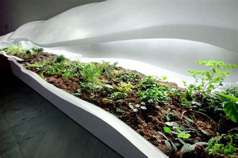 futuristic indoor garden inspirations iroonie com