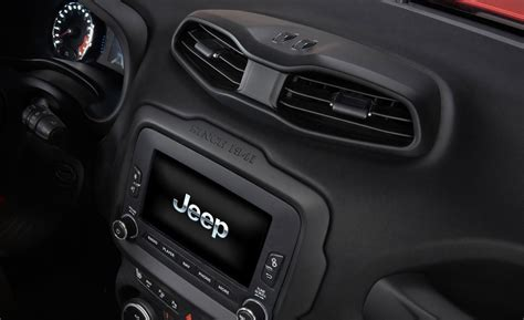 jeep renegade 2014 interior car and driver