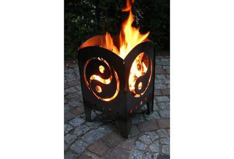 Feuerkorb Schale by Svenskav Motiv Feuerkorb Yin Yang Hertie De
