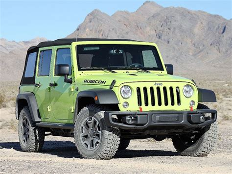 jeep rubicon yellow 2017 jeep rubicon car wallpaper