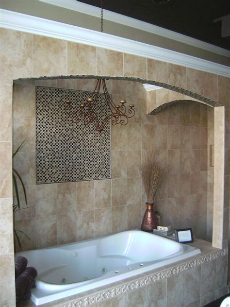 Tiling A Bathtub Shower Surround by Knapp Tile And Flooring Inc Shower Tub Surround Combo