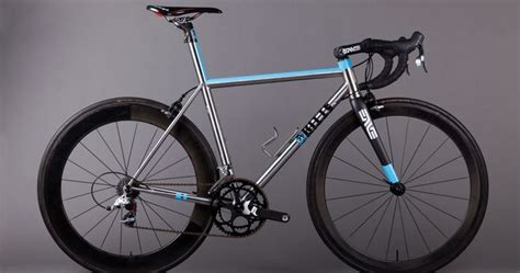 Handmade Road Bikes - ritte cycles custom stainless bicycles road racing