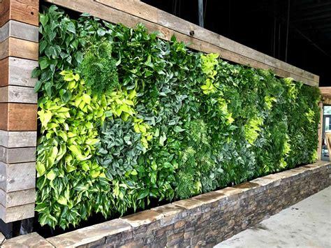 who installs living walls in san diego greenleaf ips