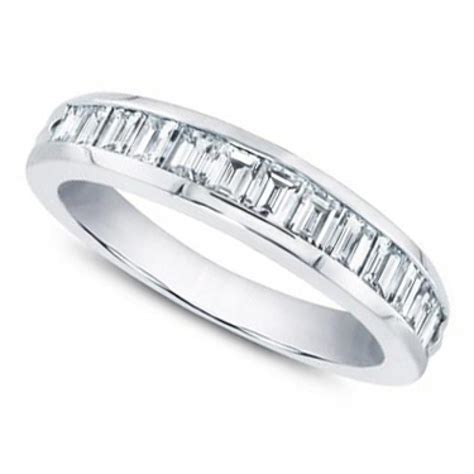 wedding bands with baguettes wedding bands with baguette diamonds wedding rings sets