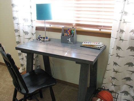 diy study desk best 25 trestle desk ideas on study desks scandinavian study furniture and