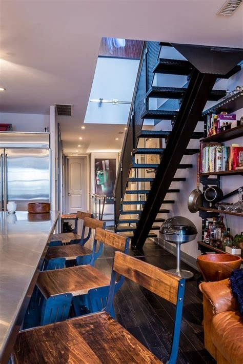 Charming Industrial Loft With Gothic Accents, Toronto