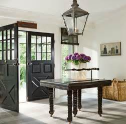 Lantern Style Chandelier Gorgeous Entryways Frog Hill Designs