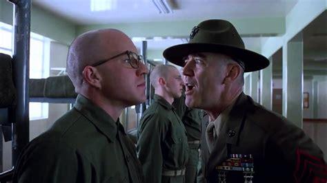 gunny metal jacket metal jacket gunnery sergeant hartman