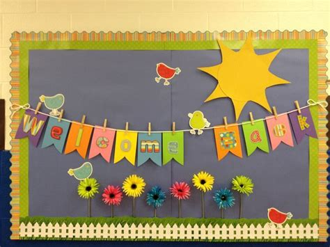 bulletin board design for home economics 25 best ideas about welcome bulletin boards on pinterest