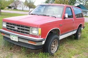 1984 chevy s10 blazer for sale photos technical
