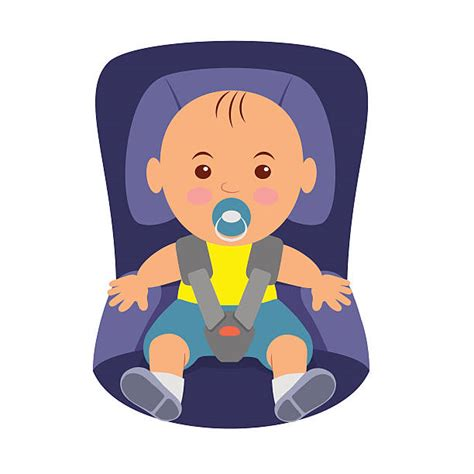 h clip for car seat car seat clip vector images illustrations istock