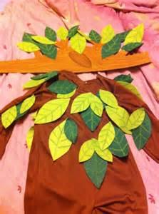 trajes de arboles echos en fomixs mam 225 lo hace disfraz de arbol casero