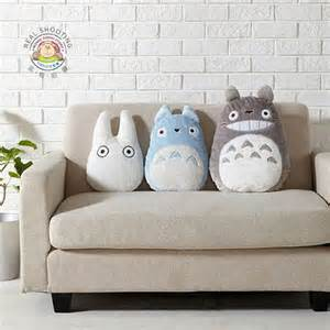 studio ghibli my totoro pillow doll