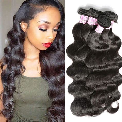 brazilian body wave weave styles beautyforever brazilian body wave hair 100 remy human