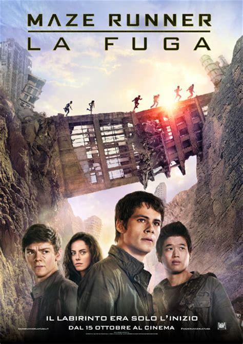 film maze runner streaming streaming maze runner la fuga film ita 2015