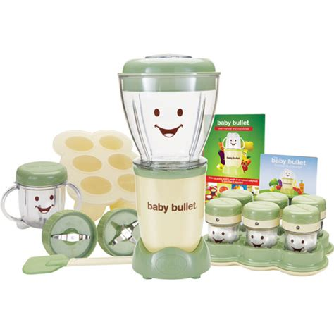 Food Maker baby bullet food maker 20 set