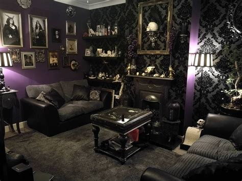 goth room living the goth dream goth gothic gothicdecor