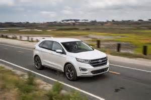 2016 Ford Edge Sport 2016 Ford Edge Sport Awd Test Now With Adaptive