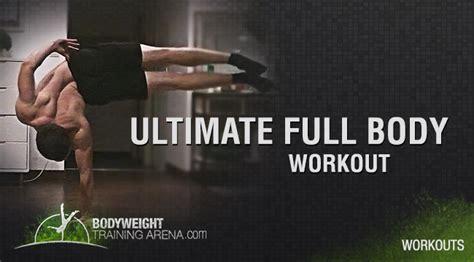 best calisthenics workout weight arena