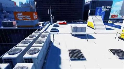 i broke the world record mirrors edge 2 catalyst part 4 funny clips online mirror s edge prologue world record 1 23 98 youtube