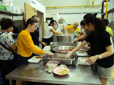 soup kitchen volunteer island dvids news uss makin island and 11th meu crew members