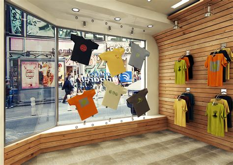 store window design store front design