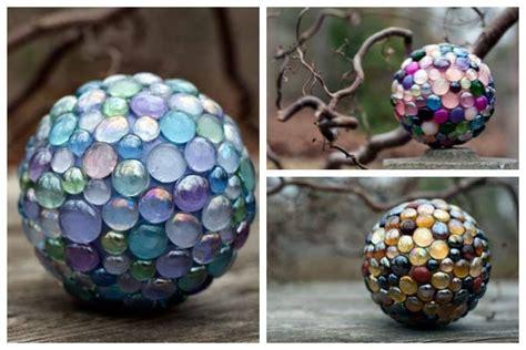 glass gem garden art craft projects empress  dirt