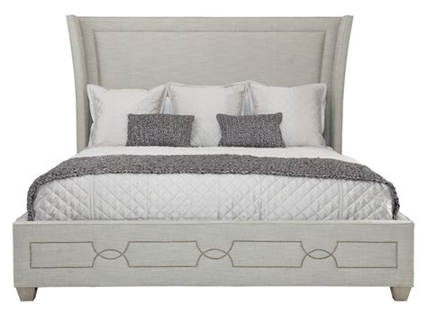 bernhardt salon bed upholstered bed bernhardt