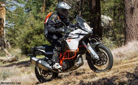Ktm Adventure Bike 2017 Ktm 1090 Adventure R Review Ride