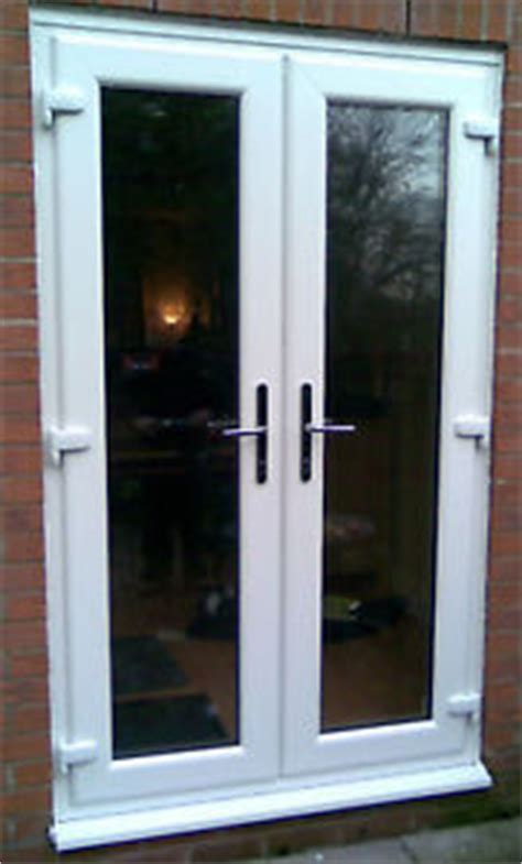 Patio Doors 1800 X 2100 Upvc 1800 2100 Door Supplied Fitted Only 163 740 00
