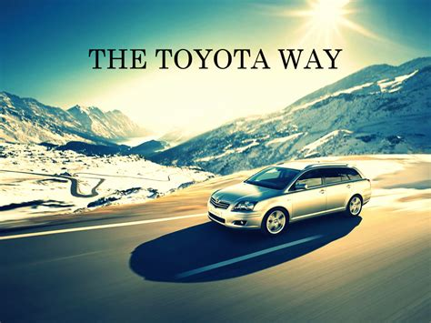 The Toyota Way Quotes From The Toyota Way Quotesgram